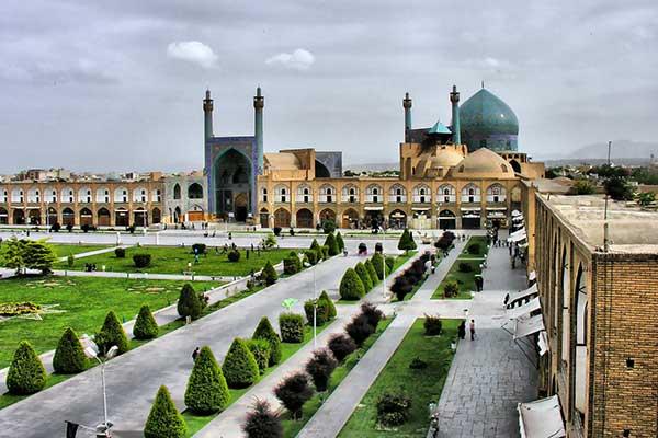 Naqsh e Jahan (Imam) Square