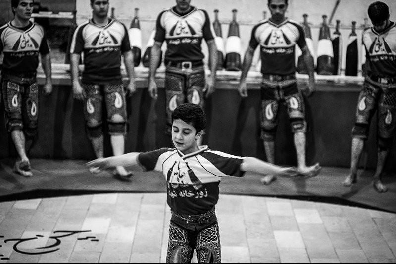 iran visa zoorkhane traditional sport