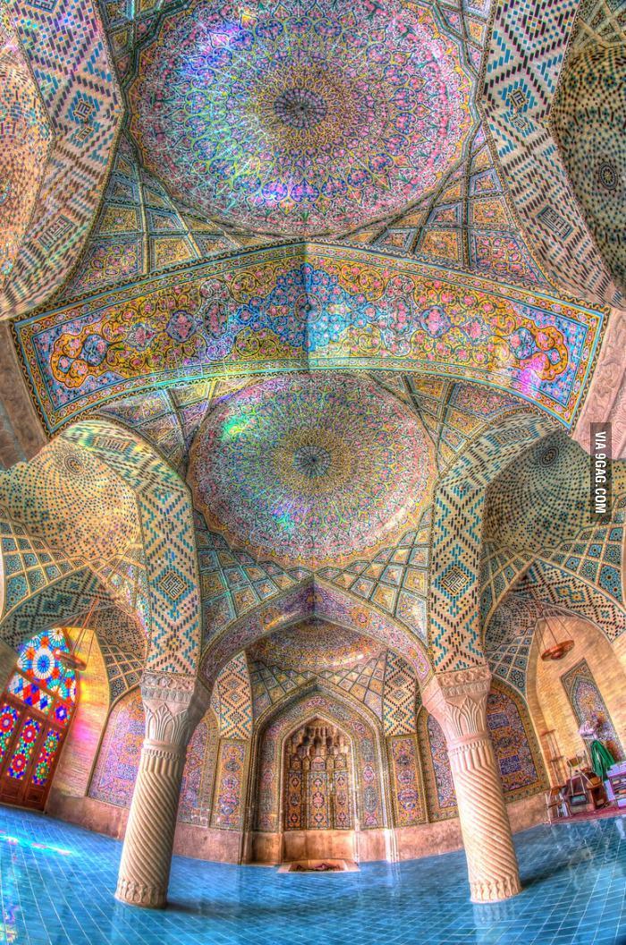 iran visa, shiraz