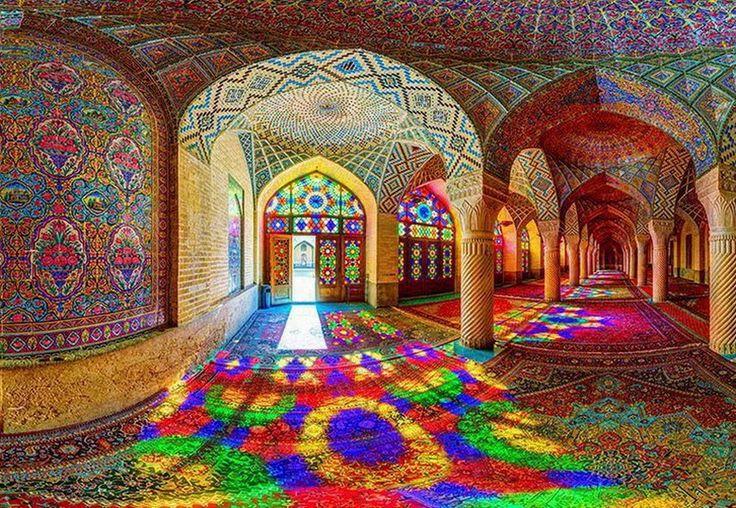 iran visa, mosque